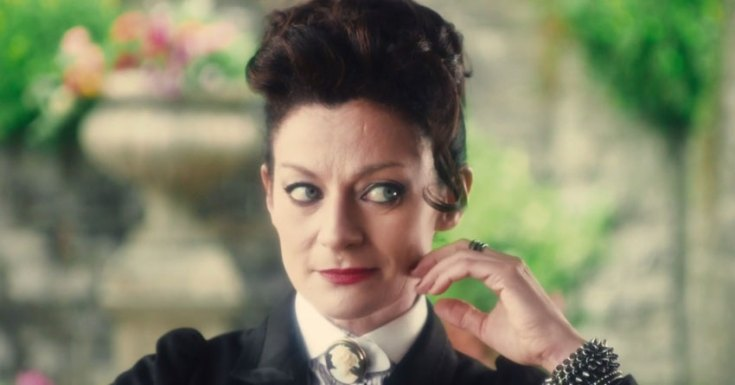 Doctor Who's Michelle Gomez Joins Netflix's Sabrina The Teenage Witch Series