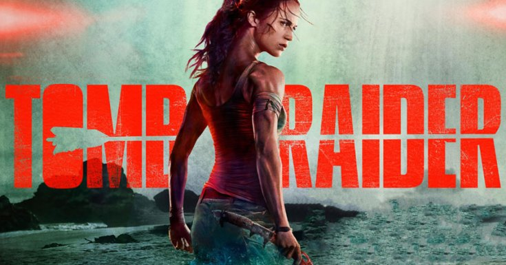 Tomb Raider Review - Alicia Becomes The Angelina For 2018