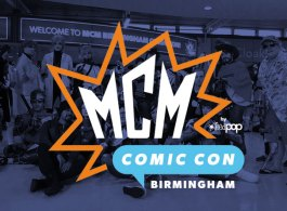 MCM Birmingham Comic Con March 2018 Round-Up - Cosplay Photos, Videos & Comic Books!