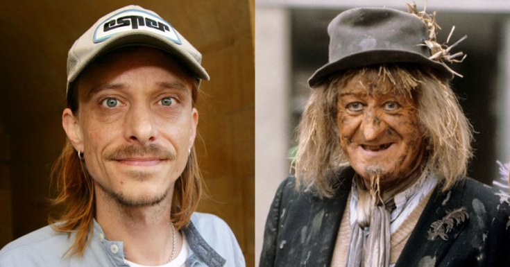 Mackenzie Crook Is Remaking 'Worzel Gummidge'!