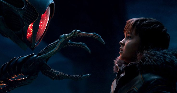 Netflix Renews 'Lost In Space' For Season 2
