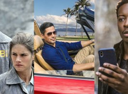 CBS New Series Trailers - 'Magnum P.I.', 'F.B.I.', 'God Friended Me', 'Happy Together', 'The Neighborhood'