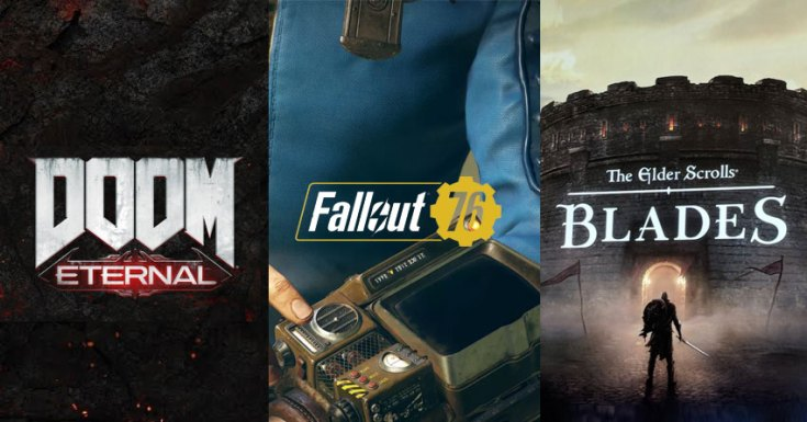 Bethesda E3 2018: All Their Major Announcements