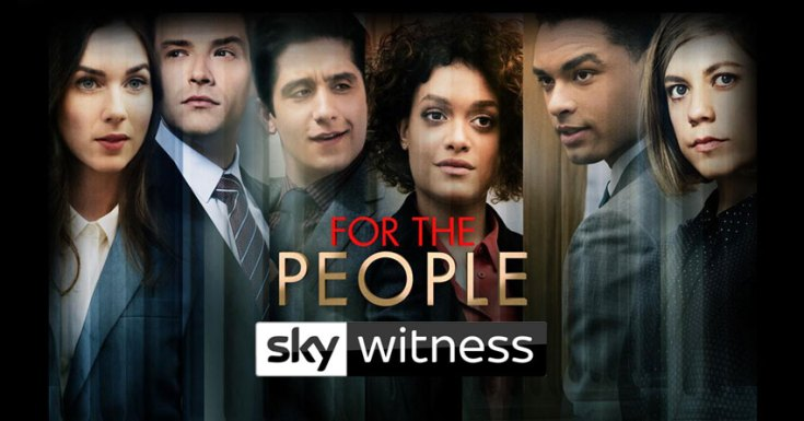 Sky Living Rebrands To Sky Witness, Picks Up Shondaland's 'For the People'