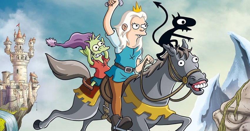 Disenchantment Stream