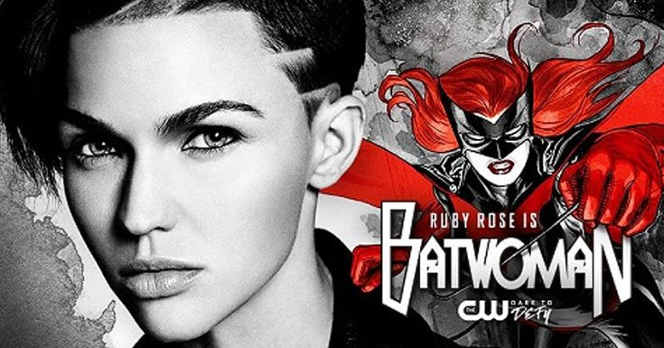 The Arrowverse Casts Ruby Rose As Batwoman