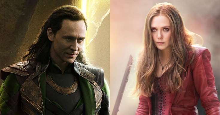 Disney Considering Live-Action 'Loki' & 'Scarlet Witch' Series For New Streaming Service