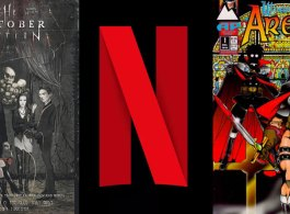 Netflix Adds 3 Sci-fi Series - 'The I-Land', 'October Faction' & 'Warrior Nun'