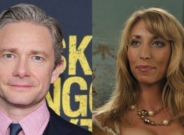 Martin Freeman & Daisy Haggard To Star In 'Breeders' For Sky One