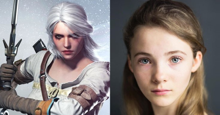 Netflix Announces Cast For 'The Witcher' Series, Including Ciri