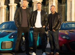 Paddy McGuinness & Freddie Flintoff Join Chris Harris As New 'Top Gear' Line-Up