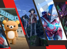 Netflix Expands Its Anime Content In 2019 - Neon Genesis Evangelion, Ultraman, Rilakkuma & Kaoru And More
