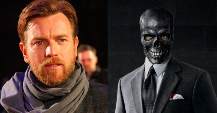 Ewan McGregor Joins 'Birds Of Prey' Movie As Black Mask