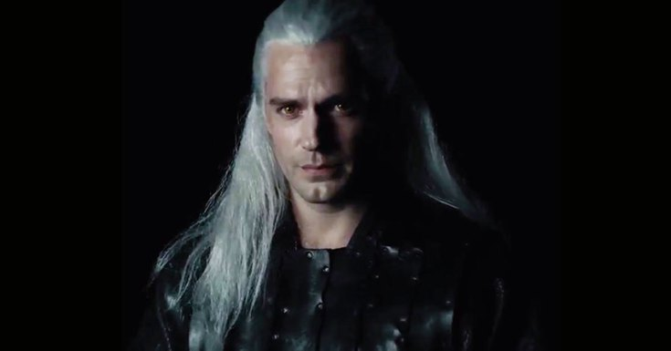 Netflix Reveals First Look Of Henry Cavill As 'The Witcher's Geralt
