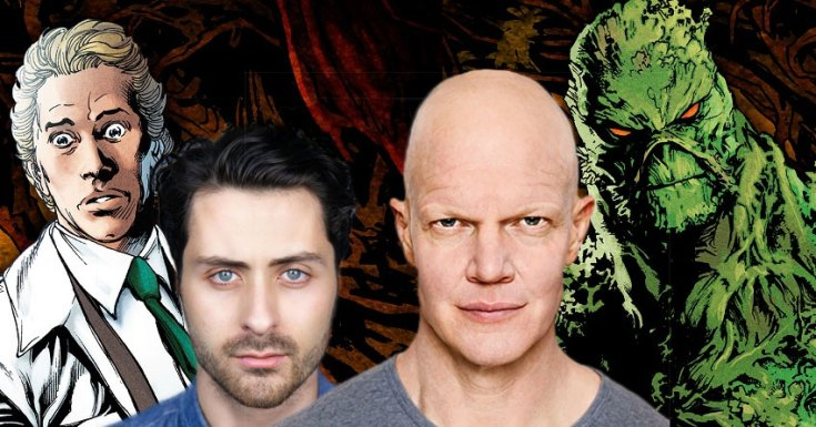 DC Finds Its 'Swamp Thing' In Andy Bean & Derek Mears