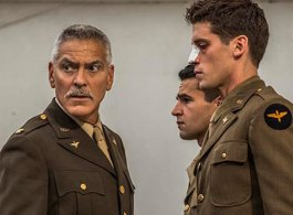 "Channel 4 Release ""First Look"" Images Of George Clooney's 'Catch 22' Adaptation"