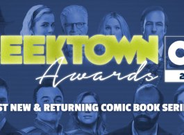 Geektown Awards – Best New & Returning Comic Book Series