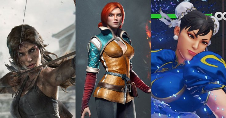 15 Most Famous Female Characters In PC Games