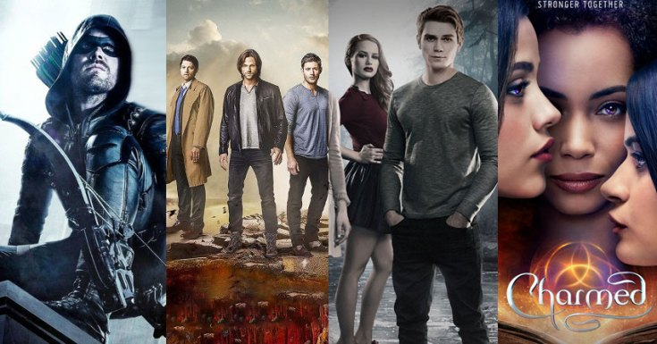 The CW Renews The Arrowverse, Plus 'Black Lightning', 'Riverdale', 'Supernatural', 'Charmed', 'Legacies' & 'Dynasty'