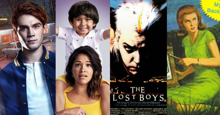 The CW Orders 4 Pilots - 'Riverdale', 'Jane The Virgin' Spinoffs,'The Lost Boys' & 'Nancy Drew'
