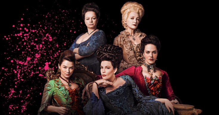 Starzplay Takes Over Broadcast Of 'Harlots' In The UK. Season 2 To Premiere In February.