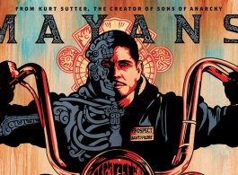 BBC Two Sets February UK Premiere Date For 'Sons Of Anarchy' Spinoff 'Mayans MC'