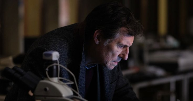 "Fox Releases ""First Look"" Images Of Reimagined 'War Of The Worlds' Series Starring Gabriel Byrne & Elizabeth McGovern"