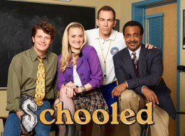E4 Picks Up 'The Goldbergs' Spin-off 'Schooled'. Sets March UK Premiere Date.