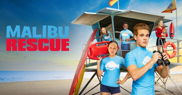 Netflix Launches Teen Lifeguard Comedy 'Malibu Rescue' With Movie Followed By Series