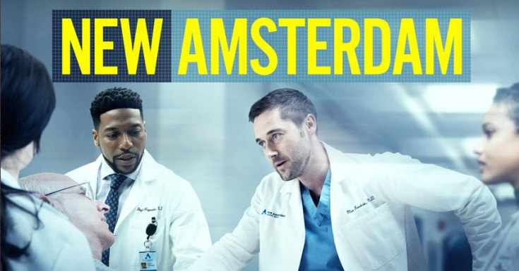 NBC Hands Massive 3 Season Renewal To Medical Drama 'New Amsterdam'