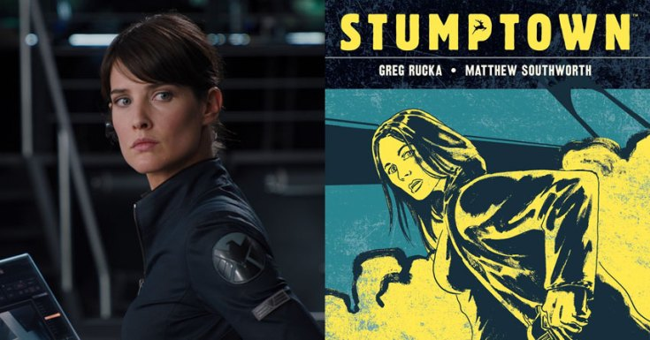 ABC Picks Up Series Based On 'Stumptown' Graphic Novels Starring Cobie Smulders