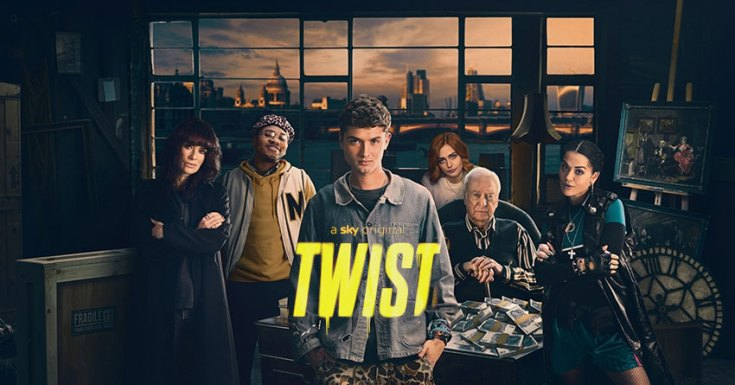Sky Releases Trailer For Film 'Twist', A Modern Take On The Charles Dickens  Classic | GeekTown