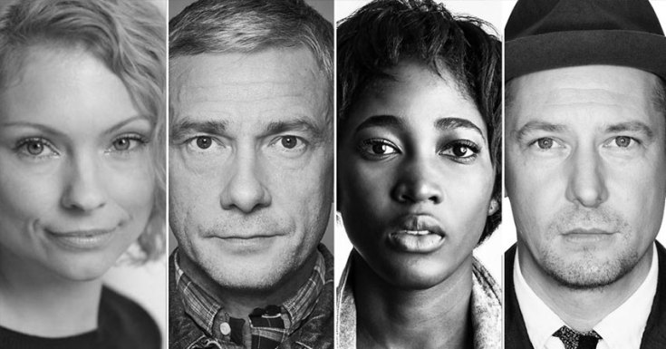 BBC Announces Further Cast For 'The Responder' Starring Martin Freeman