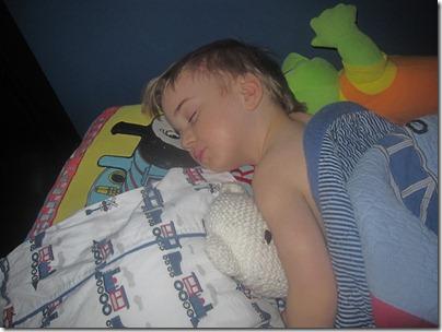 JacobSleeping