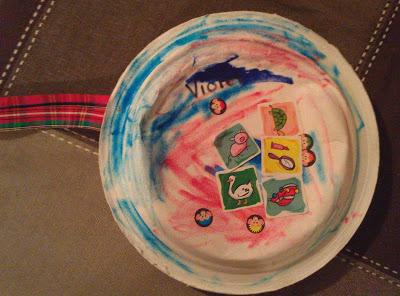 POD: Violet's Tambourine