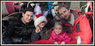 POD: The Family @ Santa Claus Parade