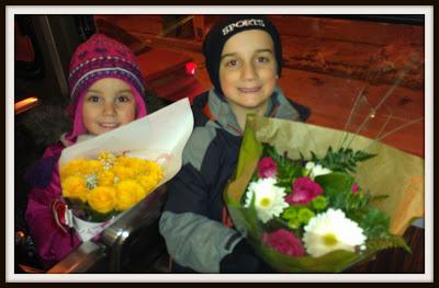 POD: Flowers for Nana