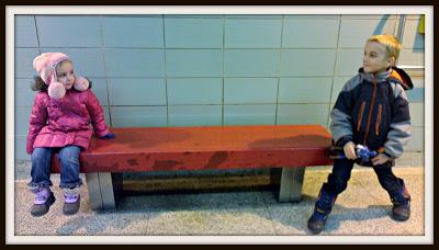 POD: Sharing a Bench
