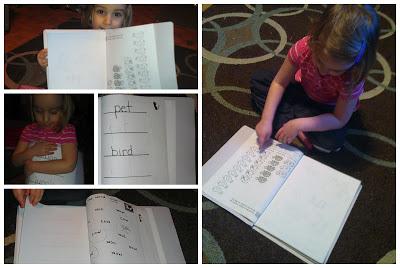 POD: Violet's Workbook