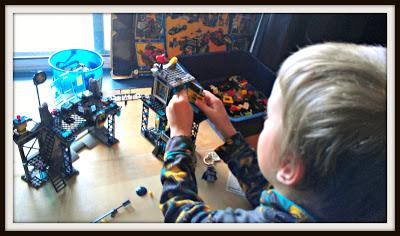 POD: Afternoon Lego