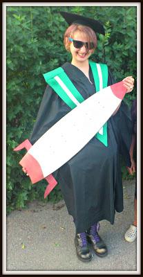 POD: High school graduate
