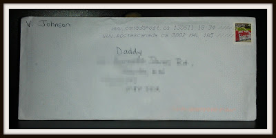 POD: Letter for Daddy