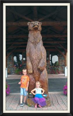POD: Today we met a Bear