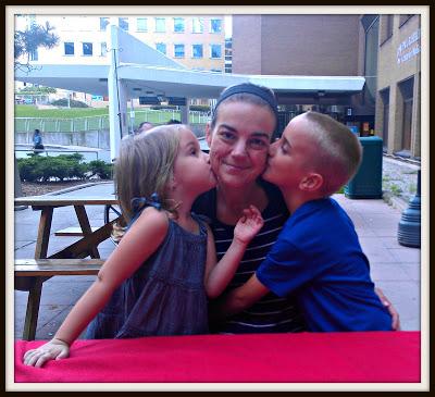 POD: Kisses for Mommy
