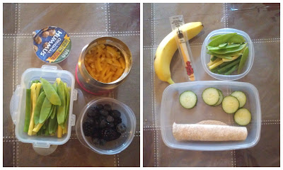 POD: Packing up lunches