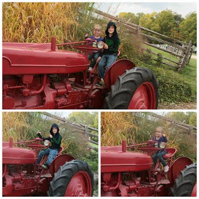 POD: Tractor