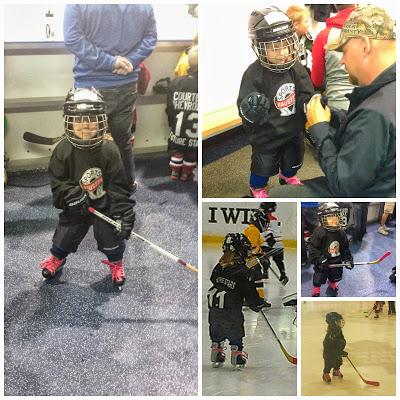 POD: Violet Hockey Tryouts