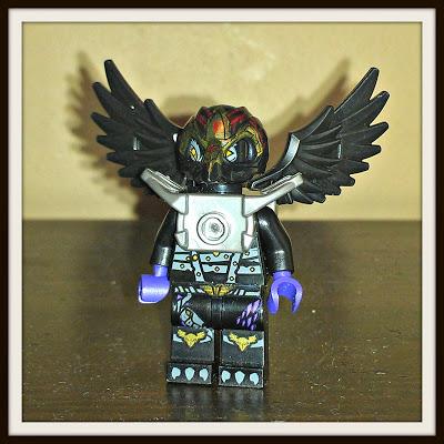 POD: Jacob's Lego Man
