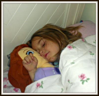 POD: Violet's new doll