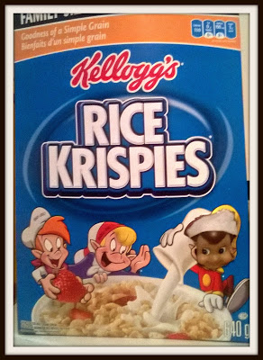 POD: Jingle Krispies